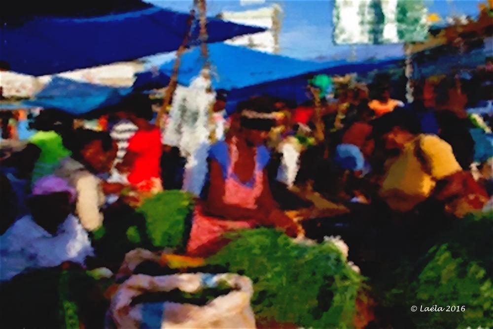 coronation market